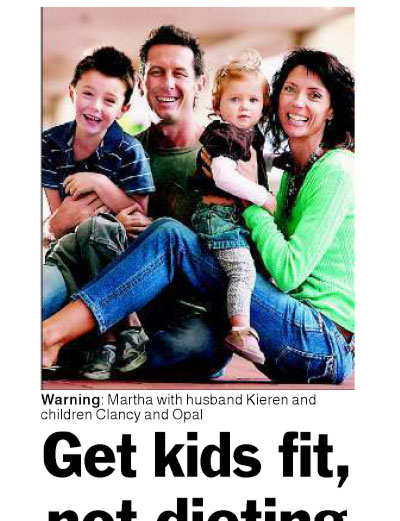 Get kids fit